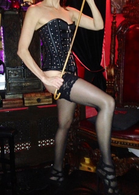 Dominatrix in USA